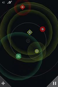 screenshot di Synthpond, uno degli strumenti utilizzabili da chiunque