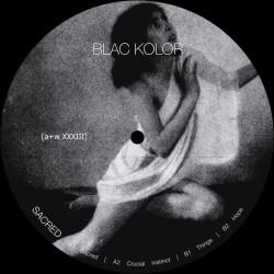 Blac Kolor - Sacred