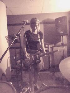 Sara Ohm rehearsal studio
